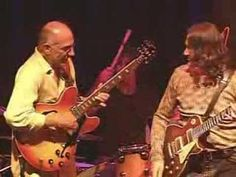 "Soulful colaboration of Larry Carlton and Robben Ford - ""Cold, Cold"""