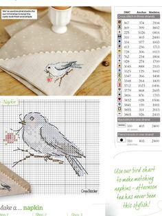 Cross stitcher aralık 2011 sayısı