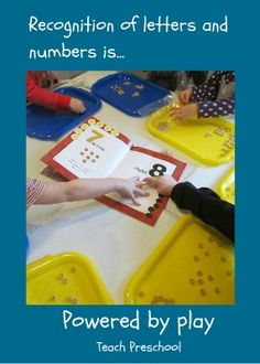 The power of play in the early learning environment | Teach Preschool