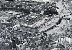 MONCLOA,Ministerio del Aire en Construcción