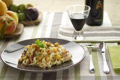 Esta receta sencilla de pasta casera hará las delicias de vuestros comensales.