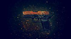 Download P250 Pistol Mehndi Counter Strike Global Offensive Weapon Skin…