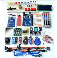 (27.79$)  Watch here  - NEWEST RFID Starter Kit for Arduino UNO R3 Upgraded version Learning Suite With Retail Box