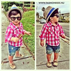 love it....seriously?! This obsession with fashionable little kids is getting out of hand....