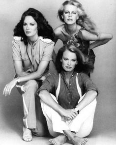 Charlie's Angel, Shelley (with Jaclyn Smith and Cheryl Ladd) Kate Jackson, Cheryl Ladd, Jaclyn Smith, Good Morning Angel, Shelley Hack, Touched By An Angel, Mary Pickford, Woman Movie, Farrah Fawcett
