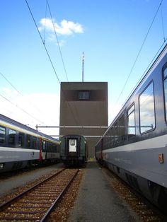 H&DeM, Signal Box 1, Basel (1994)