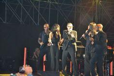 Concerto Strepitoso..io C'ero! Grande George Michael The Best! #symphonica....Serata Indimenticabile... 11/09/2011