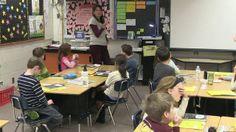 A Long Way Down: Designing Parachutes Lesson 2, EiE Classroom Video. Teacher: Ms Corrie Christensen, Location: Lake Elmo, MN