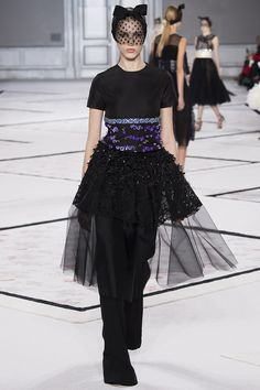 Giambattista Valli Spring 2015 Couture Runway – Vogue