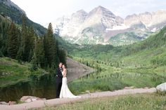 A Guide to Planning Your Maroon Bells Wedding in Aspen.  How fabulous!