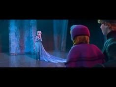 ❅For the First Time in Forever ❅HD (Reprise) -Movie Scene Frozen. I love this scene. The way they are both singing at once is cool and the emotions captured are awesome. One of my fave scenes in the whole movie. Disney Songs, Best Disney Movies, Disney Fun, Disney Frozen, Anna Frozen, Disney Cartoon Characters, Disney Cartoons, Frozen Youtube, Frozen Songs