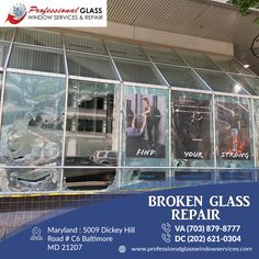 Professional Glass Window Services and Repair provides professional broken glass repair services in the Maryland, DC and Virginia area. #BrokenGlassRepair #Emergencyboardup #DCEmergencyboardup #DCCommercialGlassRepair #EmergencyRepairServices #DCResidentialglassrepair #BrokenStormWindowRepair #BrokenWindowGlassRepair