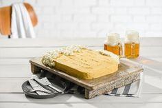Bierglas-Torte - Rezept von Backen.de No Cook Meals, Cheese, Dishes, Cooking, Food, Bakken, Best Birthday Cakes, Food And Drinks, Eten