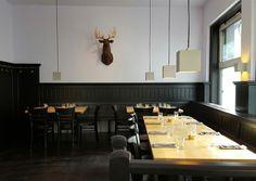 Schweinsbackerl mit Iberico-Krokette und das Schnitzel aus dem Butterschmalzpfandl: In seiner Gastwirtschaft serviert Stefan Rieger Bodenständiges. Von einfach bis anspruchsvoll.