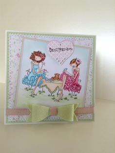 Absolutely adore the Uptown Girls from Stamping  Bella!