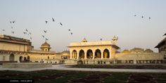 The Red Fort - Agra India  #India, #Travel, #Photography, #Architecture