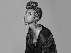 Alicia Keys - In Common  - Minimal ist besser - https://www.musikblog.de/2016/05/alicia-keys-in-common-minimal-ist-besser/ #AliciaKeys