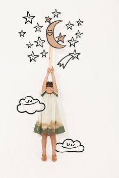 playwear for kids Foto Gift, Doodle On Photo, Foto Baby, Affinity Designer, Magazines For Kids, Design Graphique, Kids Branding, Photo Illustration, Beautiful Children