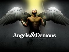 man angel
