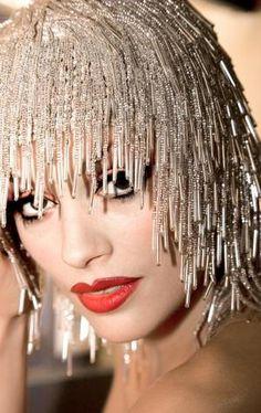 Crazy Horse Paris Photos on Myspace Cabaret, Moulin Rouge Outfits, Crazy Horse Paris, Just Over The Top, Magical Pictures, Burlesque Show, Crazy Hats, Philip Treacy, Hair Flip