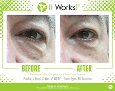 It Works WOW! Wipe away wrinkles! Inbox me to find out more!! #ItWorks  www.nataliepopewraps.myitworks.com