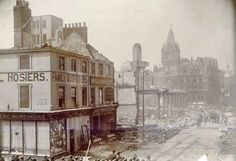 St Thomas Church, Red Lion Hotel, Victoria Hall, Green Terrace, Phoenix Homes, Victorian Buildings, Religious People, Londonderry, Bus Station