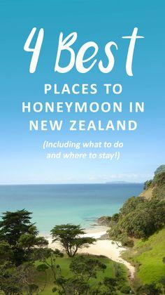 new zealand honeymoon