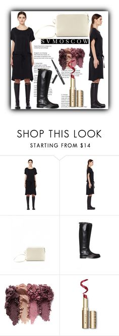 """14 SVMoscow"" by fatimka-becirovic ❤ liked on Polyvore featuring Ann Demeulemeester and The Row"