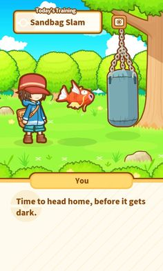 Becoming a magikarp trainer....