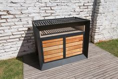 Fire Grill, Bbq Grill, Outdoor Cooking, Outdoor Entertaining, Argentine Grill, Built In Braai, Metal Fireplace, Outdoor Wood Furniture, Outdoor Kitchen Bars