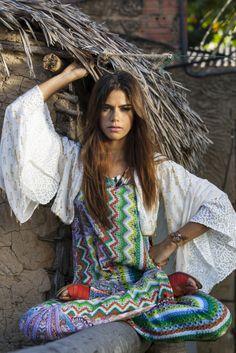 Gipsy || Fotos: Lucas Menezes Modelo: Diana Rocha Produção e Styling: Desenroladas (Gabi e Clara Dourado)