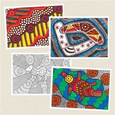 NAIDOC Week Inspired Colouring In