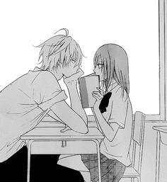 Namaikizakari | ♥ | Naruse and Yuki |