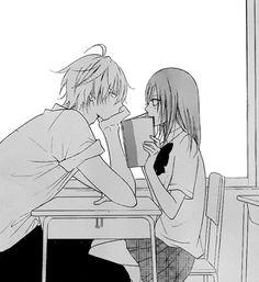 Marvelous Learn To Draw Manga Ideas. Exquisite Learn To Draw Manga Ideas. Couple Manga, Anime Love Couple, Anime Couples Manga, Manga Anime, Smut Anime, Noragami Anime, Romantic Anime Couples, Haikyuu Manga, Anime Girls