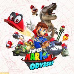 小泉歓晃氏と元倉健太氏が登場した、Nintendo Switch用ソフト『スーパーマリオ オデッセイ』のプレゼンテーション&試遊会。詳細リポートをお届けする。