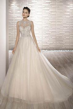 Balletts Bridal - 23871 - Wedding Gown by Demetrios - Wedding Gown