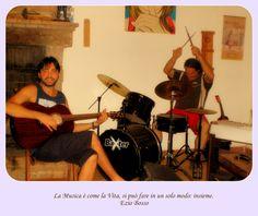 """""""La musica è come la vita, si può fare in un solo modo: insieme..."""" - Ezio Bosso #agriturismo #ilmaremmanoicasalidelpoeta #musica #insieme #Vignanello #Viterbo #Tuscia #lazio #Italia #ViaggiItalia #TurismoItalia #faremusicainvacanza #agriturismoconmusica"""