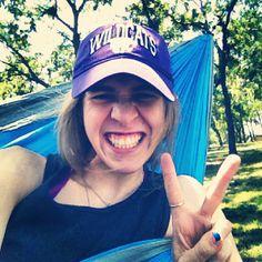 Just call me #camperbarbie #hammock #treklight #adventure #summerbliss via @sarahpenn525