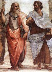 """Lexikonartikel: Philosophie In dem Begriff """"Philosophie"""" stecken die altgriechischen Wörter """"philia"""" (""""Liebe"""") und """"sophia"""" (""""Weisheit"""") - er bedeutet wörtlich übersetzt """"Liebe zur Weisheit"""". Die Philosophie will die menschliche Existenz, das Leben und die Welt hinterfragen, verstehen und deuten."""