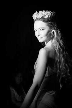 Woman Beside Model by Maurogo  on 500px