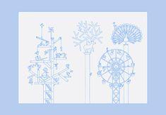 Vincent Godeau Diagram, Map, Strasbourg, Illustrations, Design, Home Decor, Artist, Decoration Home, Room Decor