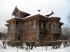 Чухлома, Костромская область.