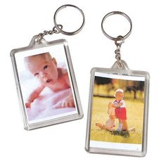Photo Key Chains wallet size 1 in. x... $5.71 #topseller