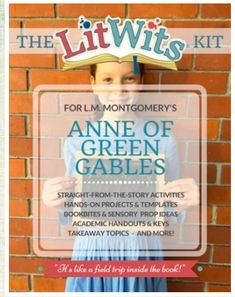 Bring Literature to Life with LitWits! a language arts curriculum for homeschoolers and homeschooling families