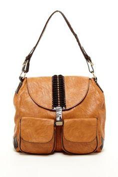 Ysabel Handbag - Camel