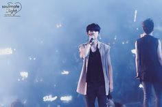 Luhan - 140920 EXO from Exoplanet #1 - The Lost Planet in Beijing Credit: Soulmate.