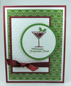 cheers - guess I really like this card. I pinned it about 4x!