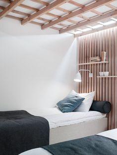 Dream Hotel, Tampere, 2014 - Studio Puisto Architects #bedroom