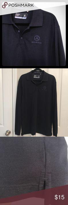 Mercedes Benz Men's Polo Perfect condition. Cutter & Buck Shirts