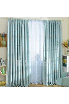 Solid Energy Saving Made to Measure Curtain (Two Panels)